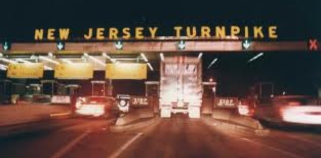 New Jersey Turnpike tollbooth