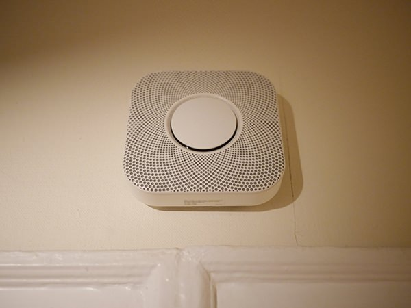 Nest Protect in use