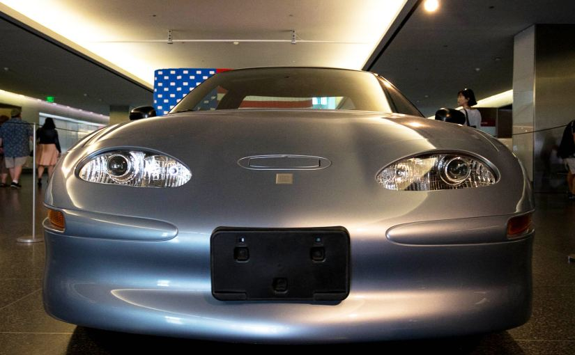 Face to Face with the General Motors EV1