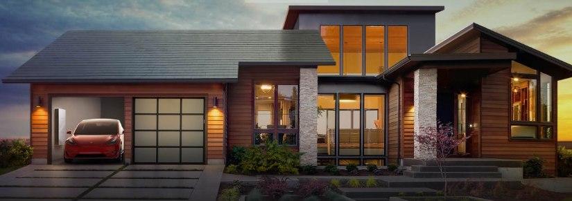 Tesla Rolar Roof