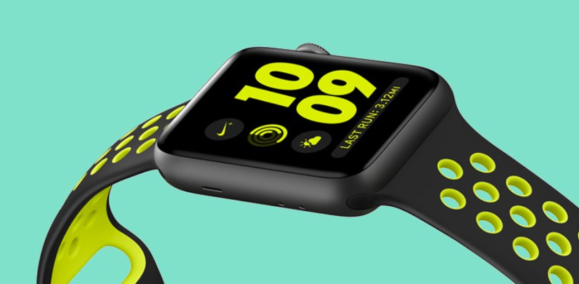 The Nike+ Apple Watch
