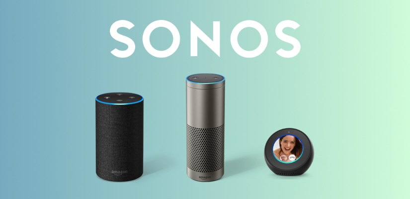 How to use Sonos with the Amazon Echo (2nd Gen), Echo Plus and Echo Spot