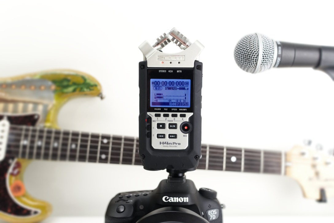 Zoom H4n Pro In Depth Review Sam Mallery