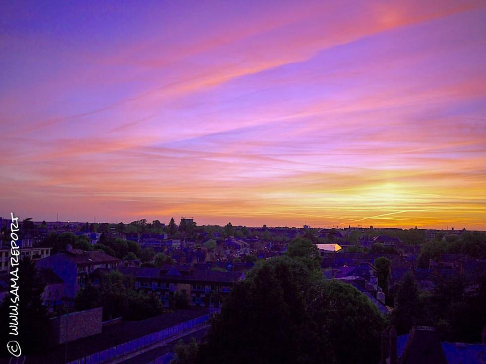 12. Tag: Ferrieres-en-Gatinais - Orleans (Frankreich)