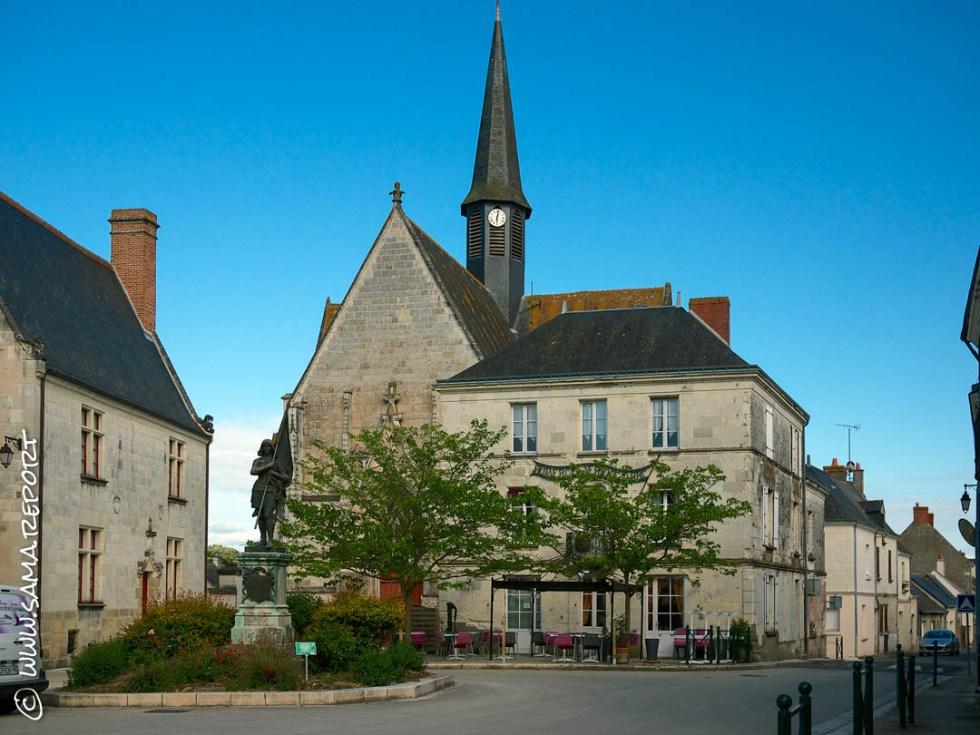 15. Tag: Nazelle-Negron -  Saint Catharine de Firebois (Frankreich)