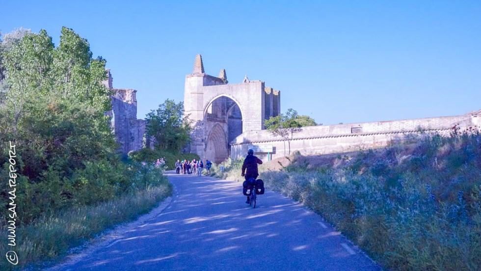 30. Tag: Hontanas - Carrion De Los Condes (Spanien)