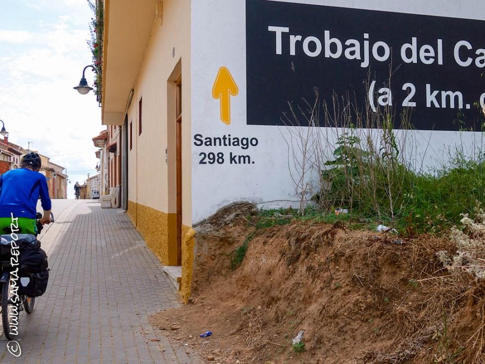 32. Tag: El Burgo Ranero - Hospital De Orbigo (Spanien)