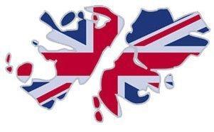 Falklands - Union Jack Design