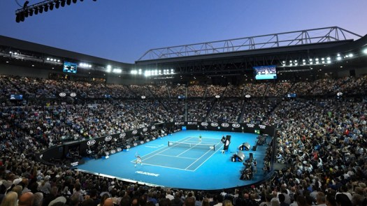 SAMAA - Craig Tiley confirms 'historic' Australian Open ...