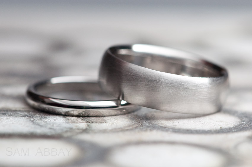 Wedding Rings Made By Sam Abbays Customers