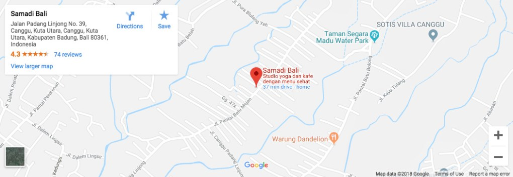Samadi map address