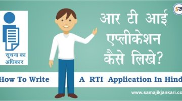 RTI Kya Hai ? Suchna Ka Adhikar 2005 Rules In Hindi