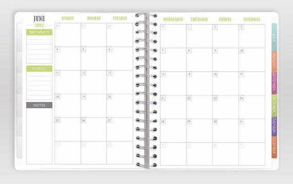 An Alternative To The Erin Condren Life Planner Teaching
