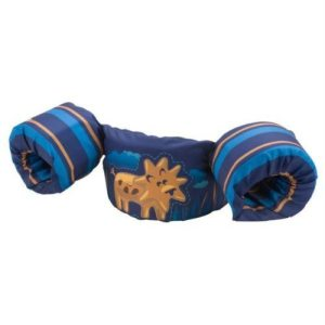 Stearns Kids Puddle Jumper Deluxe Life Jacket - Coast Guard approved for boats too!