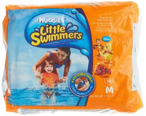 Huggies Little Swimmers Disposable Water Diapers
