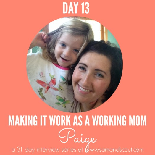 Day 13 - Paige