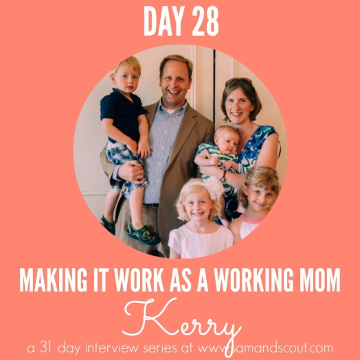 Day 28 - Kerry