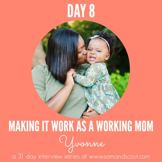 Day 8 - Yvonne