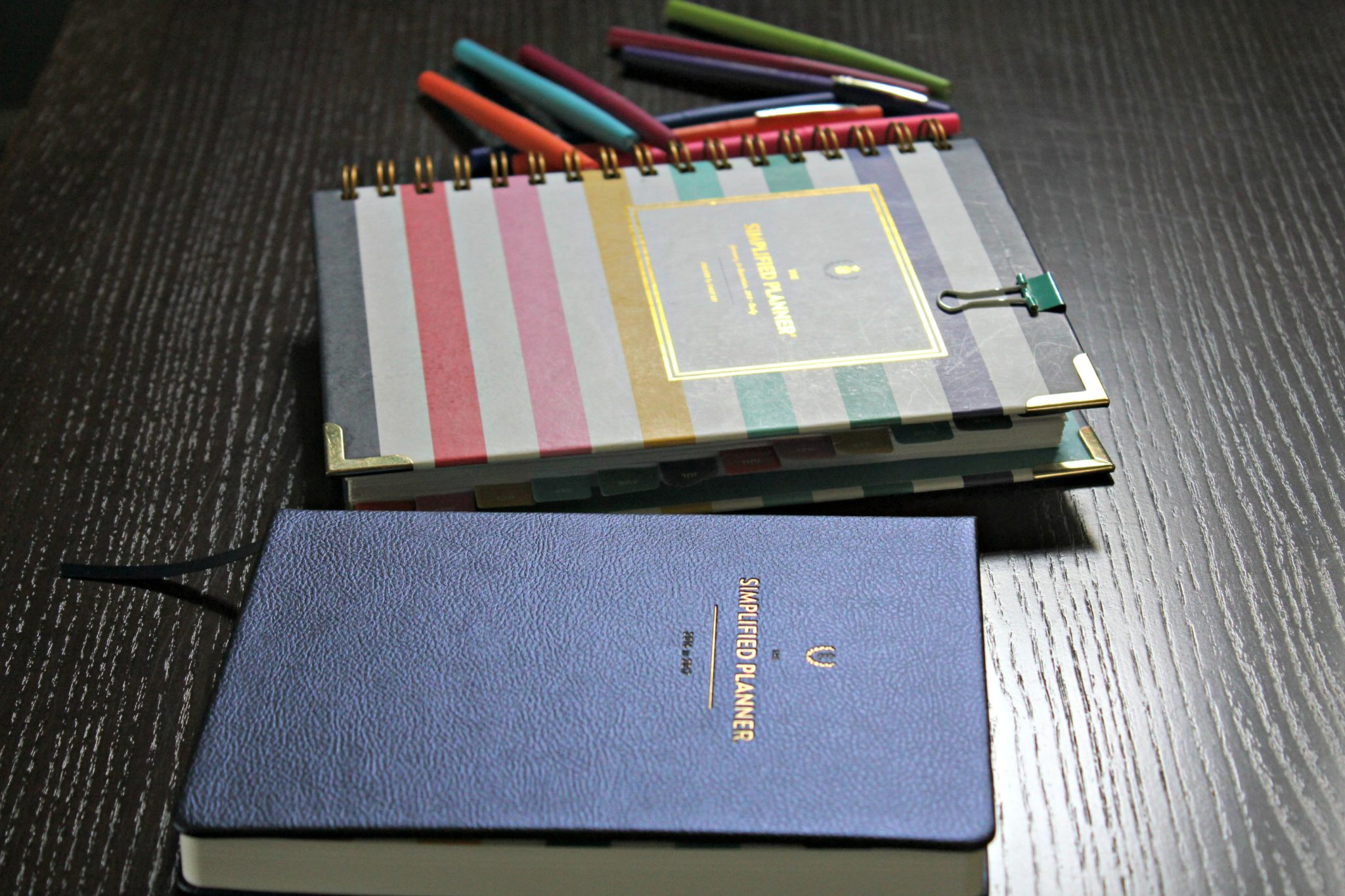 image about Simplified Planner Emily Ley named Within My Simplified Planner + What Im Having Subsequent