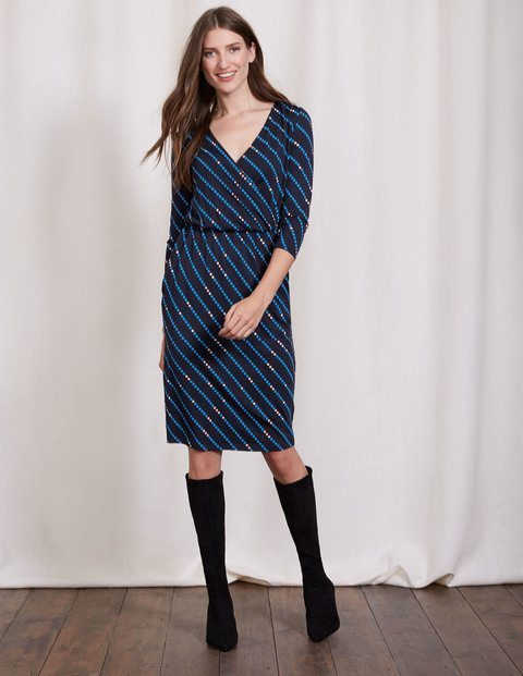 """Cressida Dress (Boden recommends wearing a cami under it to prevent """"peekaboo moments.)"""