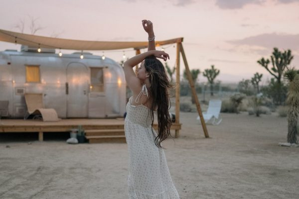10 Ways To Embrace Living As A Wild Woman.