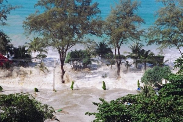 How The Indian Ocean Tsunami Revealed My Connection To Mother Earth.