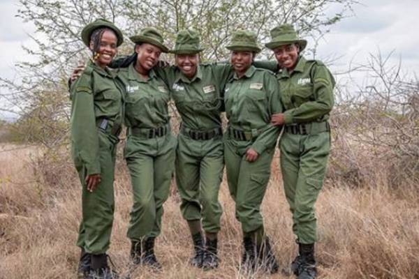 Team Lioness. The Women Protecting Wildlife In The Wilderness Of Africa.