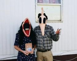 Handmade Beetlejuice Halloween Costumes