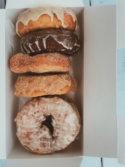 Holy Donut in Portland, Maine