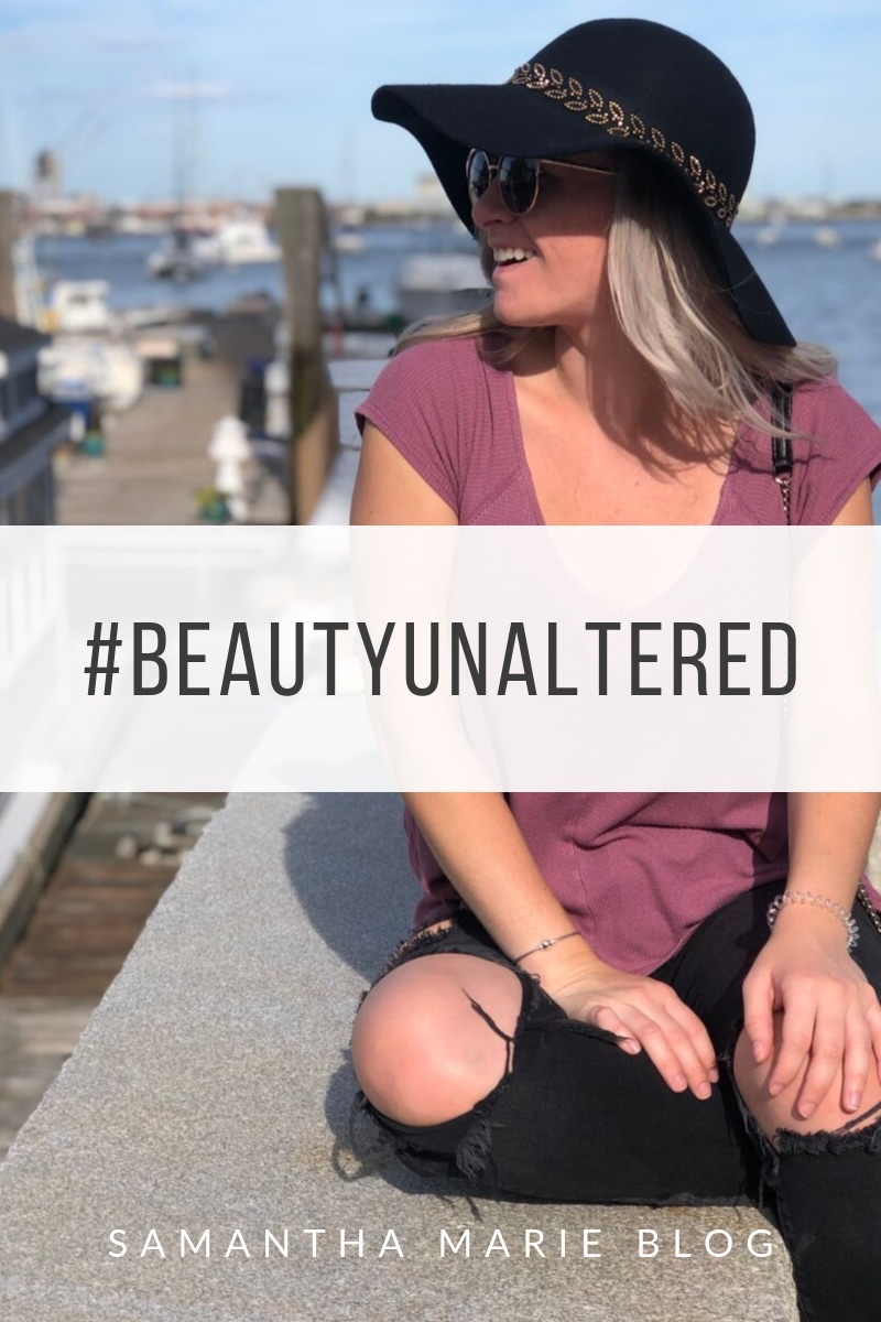 CVS Beauty Unaltered | Samantha Marie Blog