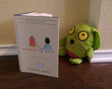 Our banned books are even favorites of our zombie dog toy.