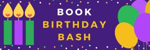 Book Birthday Bash