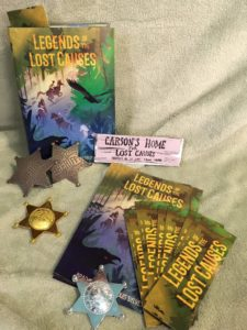 Legends of the Lost Causes SWAG