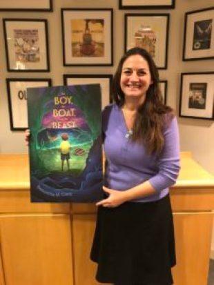 Samantha M Clark at Simon & Schuster