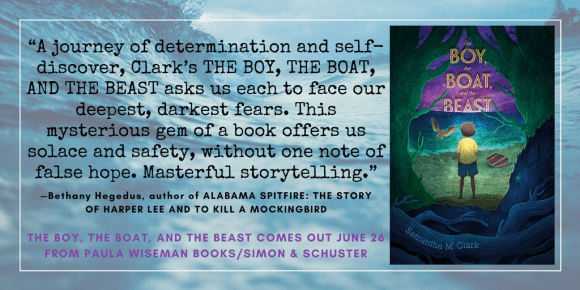 Bethany Hegedus recommendation for THE BOY, THE BOAT, AND THE BEAST