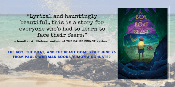 Recommendation for THE BOY, THE BOAT, AND THE BEAST by New York Times best-selling author Jennifer A. Nielsen