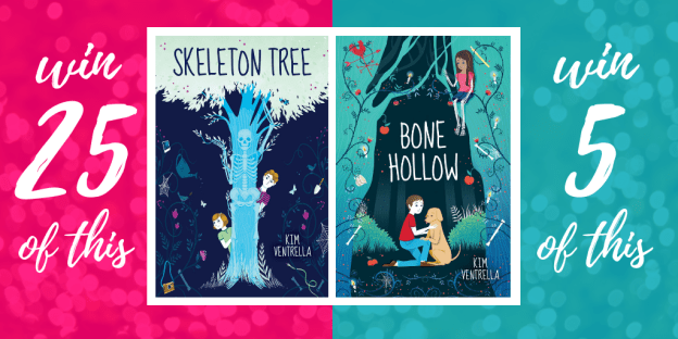 Bone Hollow Launch Giveaway