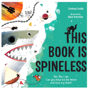 This Book Is Spineless by Lindsay Leslie