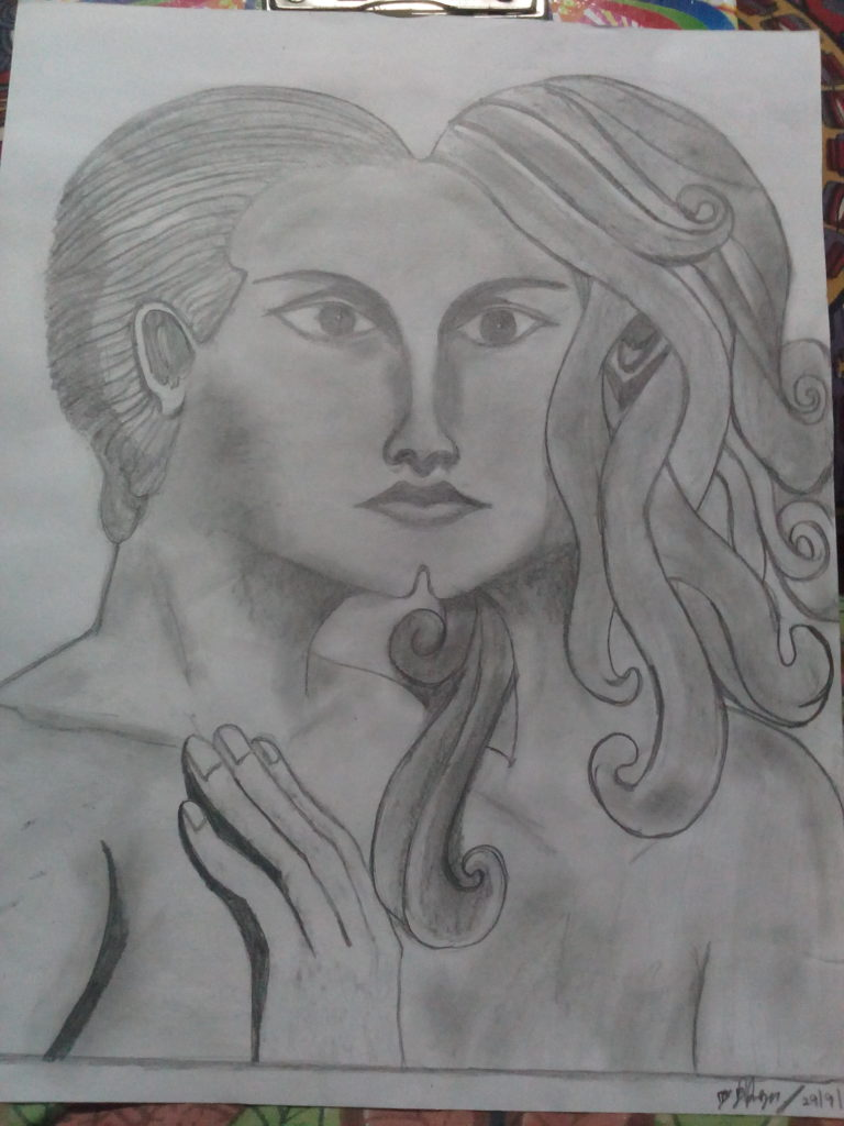 Your Art Pencil Shading  Samantha Bell