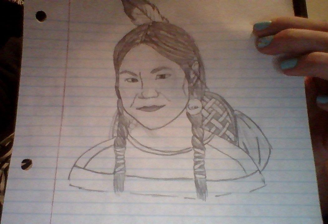 Sacagawea Samantha Bell