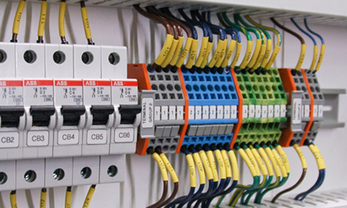 Electrical Wiring And Control