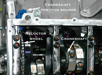 2012 Chevy Cruze Steering Column Wiring Diagram Crankshaft Position Sensor How It Works Symptoms