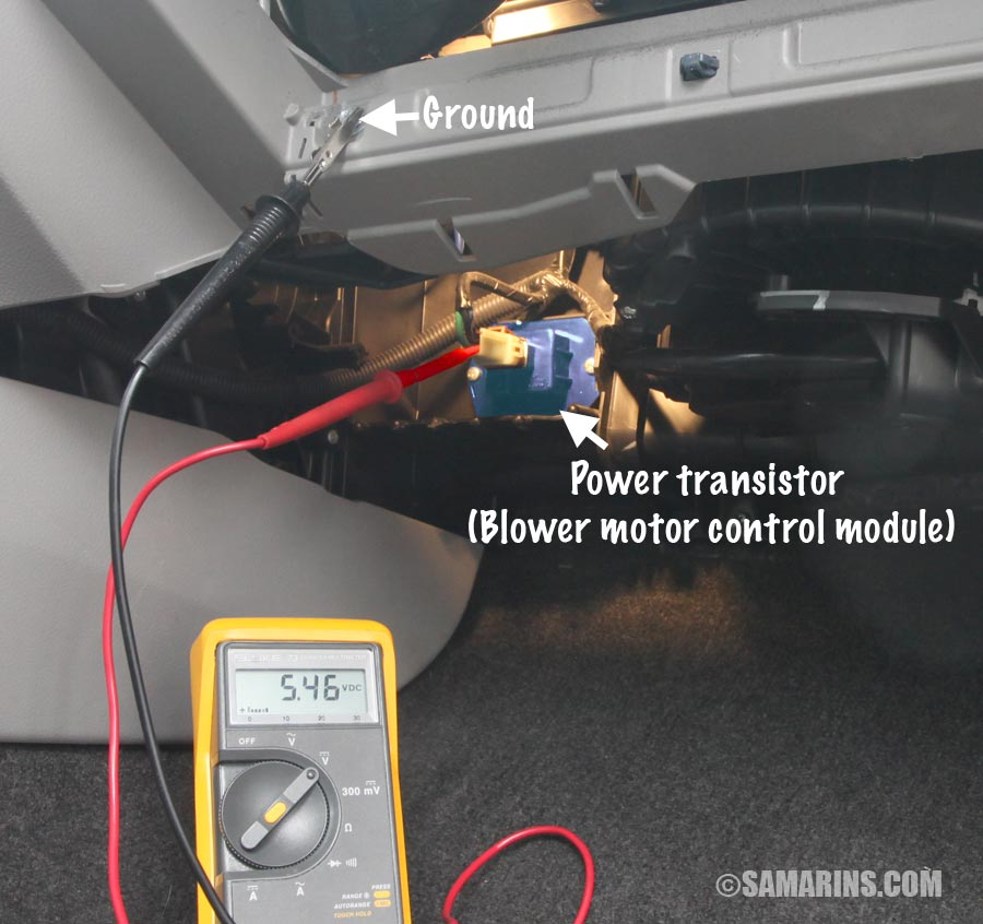 Kia Sportage Window Wiring Diagram Blower Motor Resistor How It Works Symptoms Problems