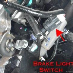 2010 Dodge Journey Starter Wiring Diagram Seven Way Trailer Brake Light Switch: Symptoms, Problems, Testing, Replacement