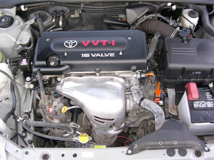 2008 Ford Explorer Fuse Box