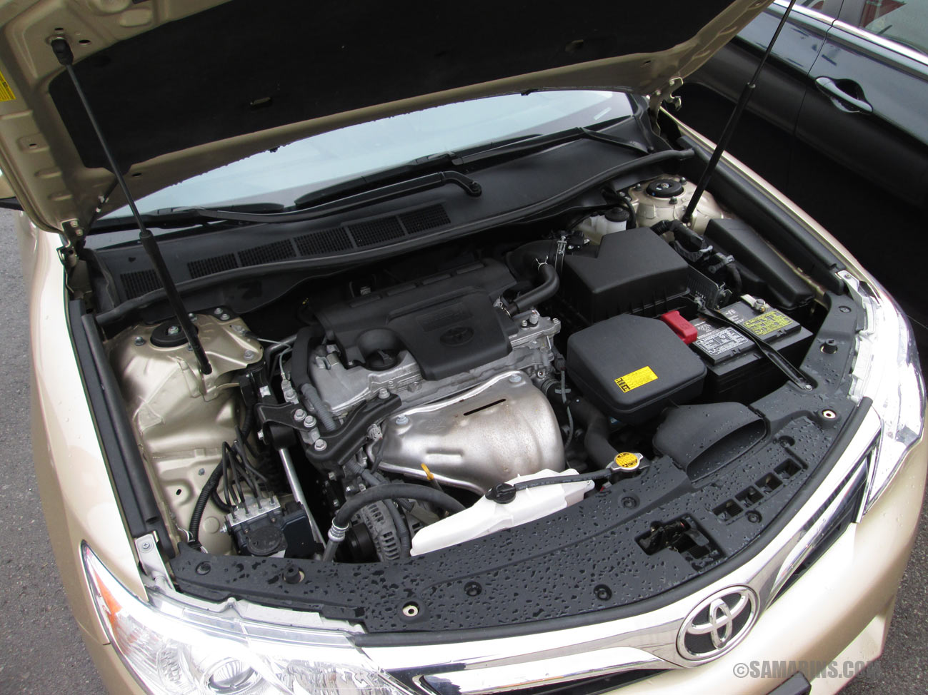 hight resolution of 2012 toyota camry v6 engine