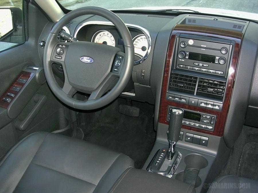 2002 Explorer Trac Sport Ford