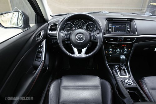 small resolution of mazda 6 interior