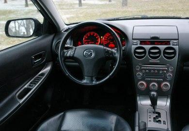 2003 Mazda 6 Problems