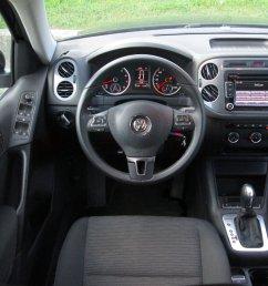 volkswagen tiguan interior [ 1300 x 906 Pixel ]